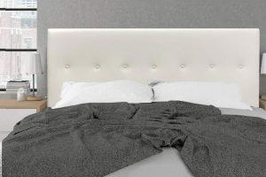 Cabeceros de cama tapizados