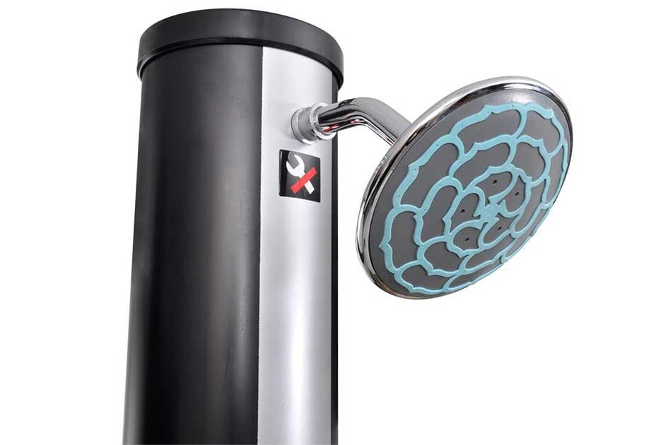 duchas-solares