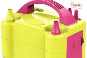 Infladores de globos | Máquinas para inflar globos
