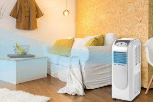 Análisis del aire acondicionado portátil Trotec PAC 2000 E   Guía de compra
