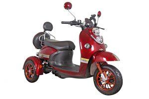 Triciclos eléctricos para adultos | Scooters para adultos
