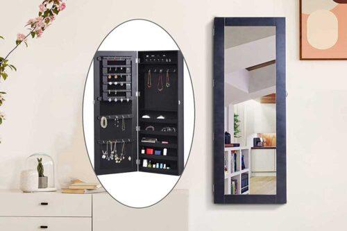 Espejo joyero Ikea | Mejores espejos joyeros Ikea