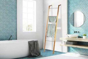 Toallero escalera Ikea | Mejores toalleros escalera Ikea