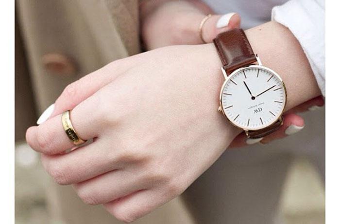 mejor baratas 3d0fb 7e280 Reloj Daniel Wellington de mujer a menos de la mitad de su ...