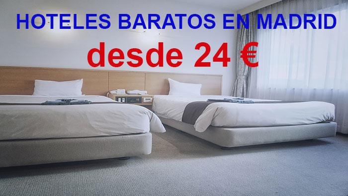 Hoteles baratos en madrid compras inteligentes for Hoteles vanguardistas en madrid