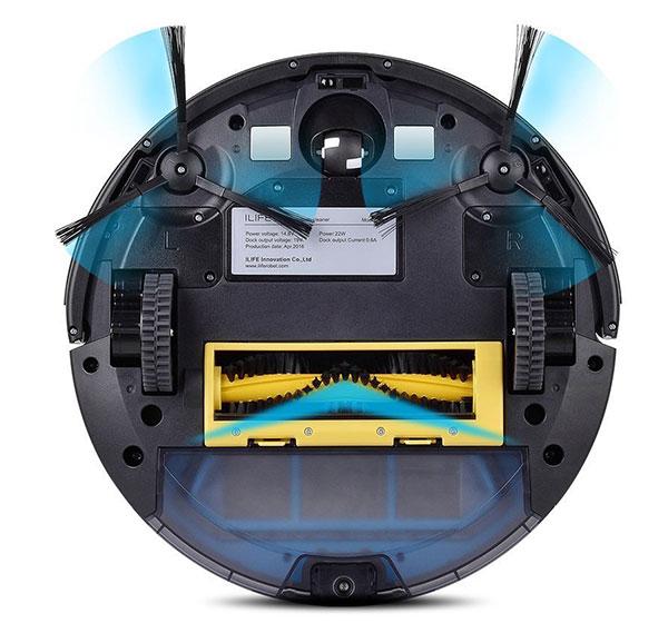 robot aspirador ilife a4