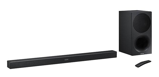 Barra de sonido Samsung HW-M450-ZF