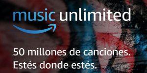 Qué es Amazon Music Unlimited
