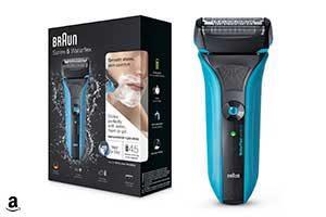 Las máquinas de afeitar eléctricas más vendidas