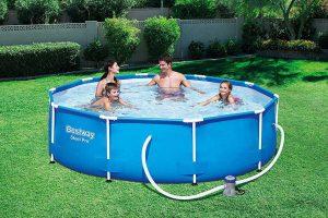 Piscinas desmontables Decathlon | Las mejores piscinas desmontables