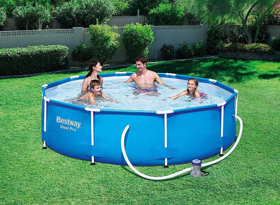 piscinas desmontables mejores modelos y precios del 2019