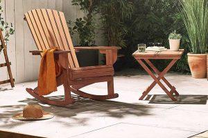 Mecedora de madera | Las mejores mecedoras de madera