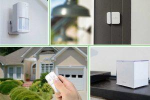 Alarmas para casa | Las mejores alarmas para casa inalámbricas