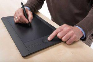 Wacom Intuos, tableta gráfica de calidad contrastada