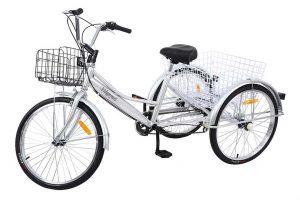 Triciclos adultos | Las mejores bicicletas triciclos para adultos del año