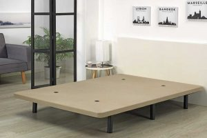 Bases tapizadas Ikea | Bases de cama