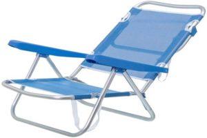 Silla de playa Decathlon | Las mejores sillas de playa Decathlon