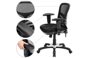 Sillas de oficina ergonómicas | Las mejores sillas de escritorio ergonómicas 2021