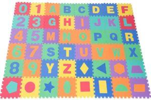 Puzzle alfombra bebé | Mejores alfombras puzzle 2021